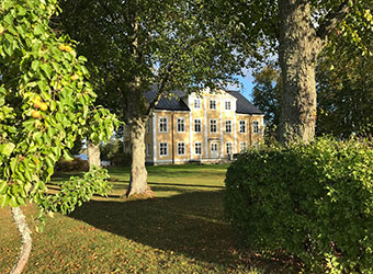 exclusive manor close to Stockholm